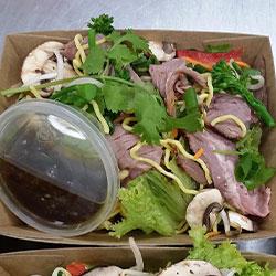 Singapore noodle salad thumbnail