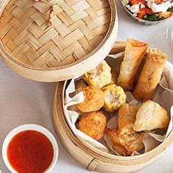Asian combo platter thumbnail