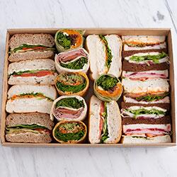 Gourmet sandwiches/rolls/wraps thumbnail