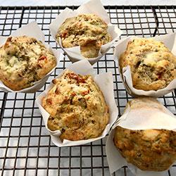 Savoury Muffin - Petite thumbnail