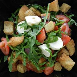 Panzanella salad thumbnail
