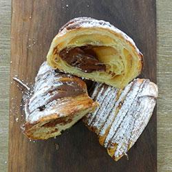 Nutella croissants - mini thumbnail