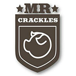 Mr Crackles Sydney logo