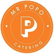 Mr Popo Catering  logo