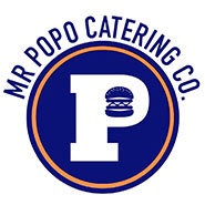 Mr Popo Catering  logo