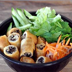 Noodle salad bowl thumbnail