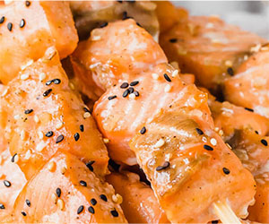 Salmon skewers box thumbnail