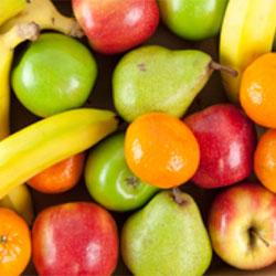 Whole individual seasonal fruit thumbnail