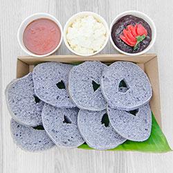 Blueberry bagel box thumbnail