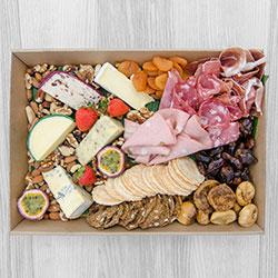 Cheese and Italian salumi platter thumbnail