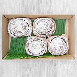 Cinnamon bun box thumbnail