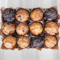Assorted muffins thumbnail