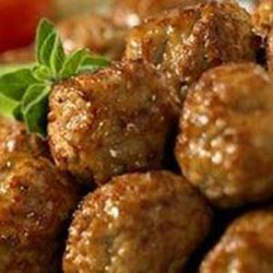 Spicy beef meat balls thumbnail