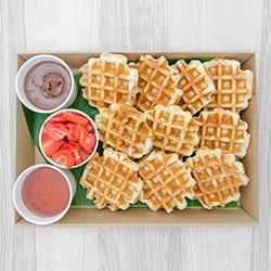 Toasted waffle box thumbnail