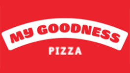 My Goodness Pizza St Kilda logo