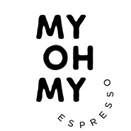 My Oh My Cafe and Catering logo