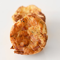 Assorted savoury muffin - mini thumbnail