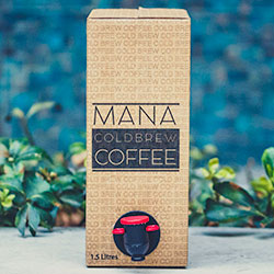 Mana cold brew coffee - 1.5L thumbnail