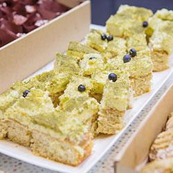 Lemon myrtle cake thumbnail