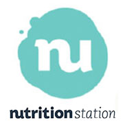 Nu Healthy Cafe logo