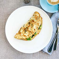Green omlette thumbnail