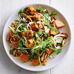 Avo and sweet potato salad platter thumbnail