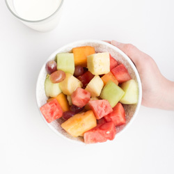 Fruit Salad Cup - 385ml thumbnail