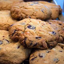 Choc chip macadamia cookie thumbnail