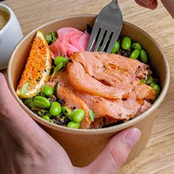 Salmon poke thumbnail