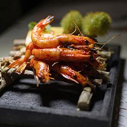 Grilled prawn thumbnail