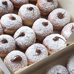 Handmade donut thumbnail