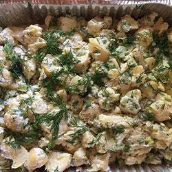 Potato salad thumbnail