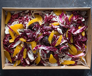 Roasted chicken and beetroot salad thumbnail
