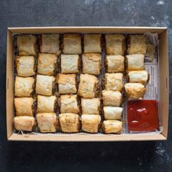 Sausage roll box thumbnail