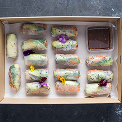 Rice paper rolls box thumbnail