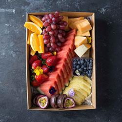 Seasonal fruit platter thumbnail