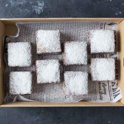 Giant lamingtons thumbnail