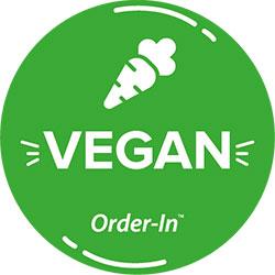 Vegan sticker roll thumbnail