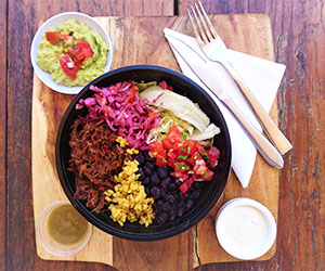 Spicy beef health bowl thumbnail