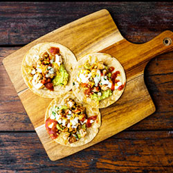 Chipotle chicken tacos thumbnail
