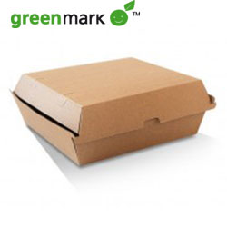 Brown Corrugated Kraft box - Plain thumbnail