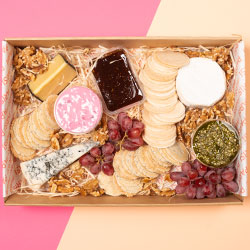 Full loaded cheese platter thumbnail