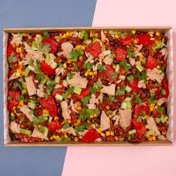 Mediterranean tuna salad thumbnail