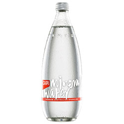 Capi Plain Sparkling Mineral Water - 750ml thumbnail