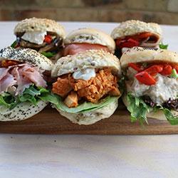 Round rolls - mini - serves 5 to 6 thumbnail