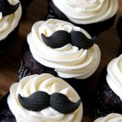 Movember cupcake thumbnail