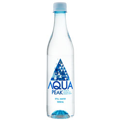 Aqua Peak still water - 500ml thumbnail
