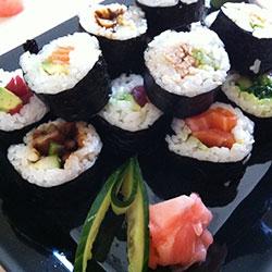 Sushi nori rolls thumbnail