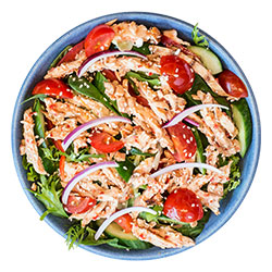 Peri peri chicken salad thumbnail