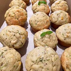 Savoury muffins thumbnail